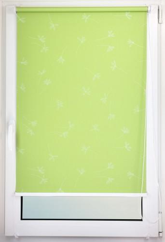 Mini Roletas Carina Cara Green