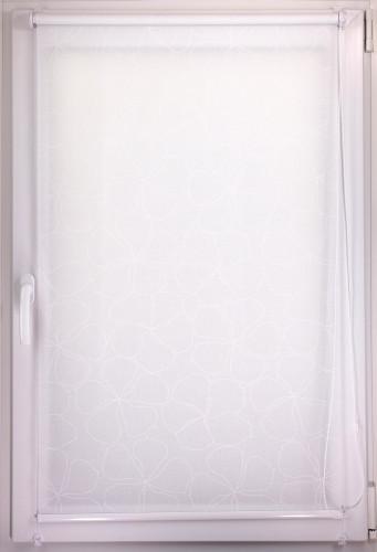 Mini Roletas Carina Fiori White
