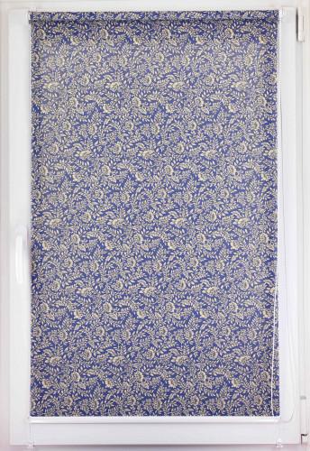 Mini Roletas Garden Blue