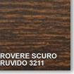ROVERE SCURO RUVIDO 3211